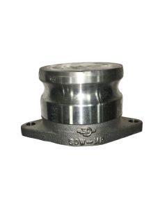 3 In. Aluminum Mount Plug