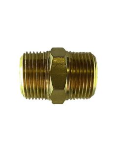 """3/4"""" Male NPT Hex Nipple (BP112-12)"""
