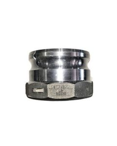 3 IN. CAMLOCK TANK TRAILER FITTING PART A