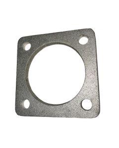3 In. Aluminum Square Flange