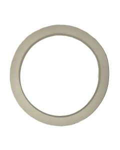 4 In. White Camlock Gasket