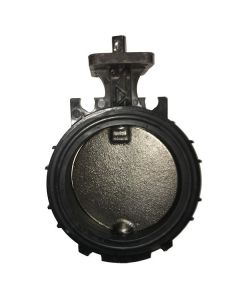 6 In. Black Maxx Ductile Iron Disk