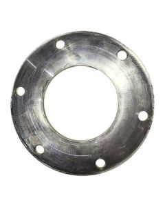 BUTTERFLY VALVE 4 IN. ALUMINUM FLANGE