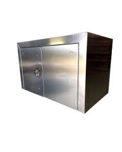 """Tank Trailer Double Door Cabinet, 48""""W X 30""""H X 28""""D"""