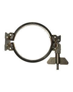 Betts 4 In. Stainless Steel QRB Clamp