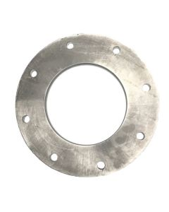 6 In. Butterfly Valve Flange, Aluminum