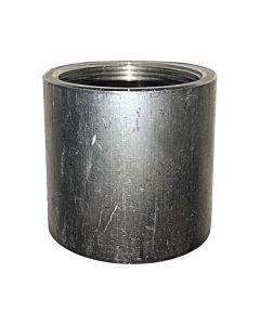 Tank Trailer Aluminum 3/8 In. Pipe Coupling