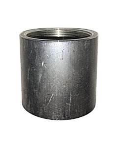 Tank Trailer Aluminum 1/4 In. Pipe Coupling