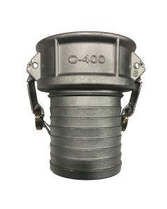 4 In. Aluminum Camlock Part C, Import