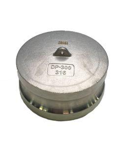 """3"""" S/S Dust Plug"""