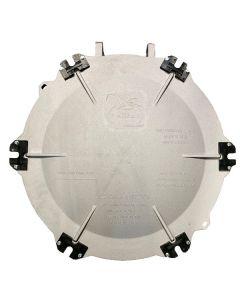 Alum Manhole Cover (Lm1110)