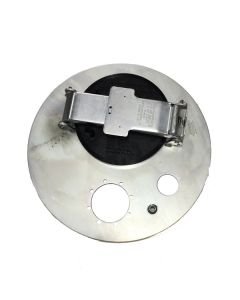 """BETTS TRAILER OFFSET DOME LID 20""""X10"""""""