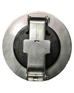 """BETTS GAS TRAILER MANHOLE 16""""X10 IN. DOME LID"""