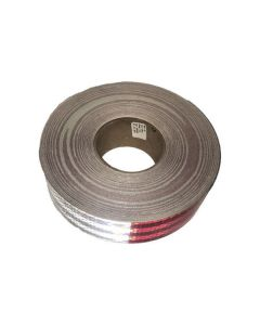 REFLECTIVE TAPE, 2 IN. X 150 FT.