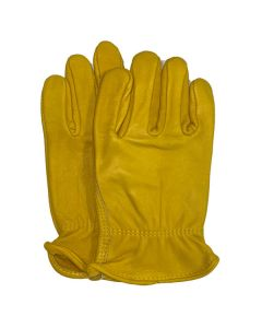 Cowhide Leather Drivers Gloves