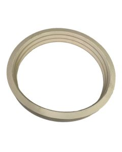 "Gasket, 5"" For G-G Clamp, Whit"